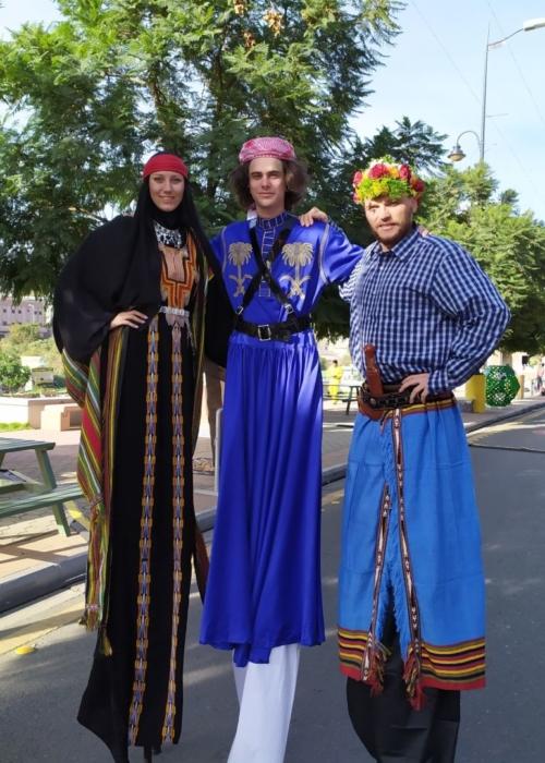Ходулисты Киев