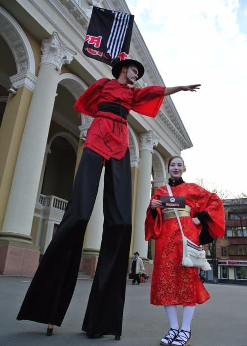 артисты на свадьбу киев