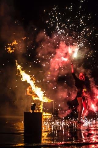фестиваль огня