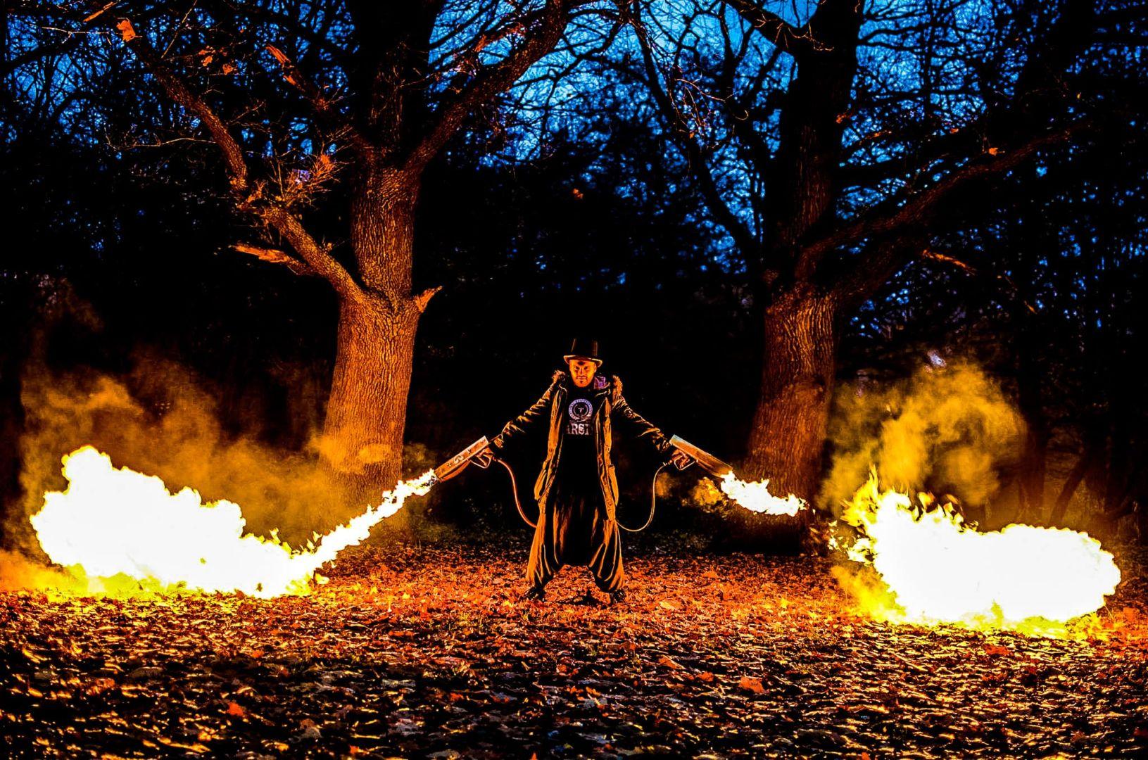fire show киев