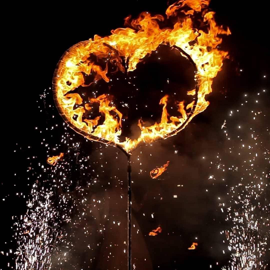 Театр огня Инфинити